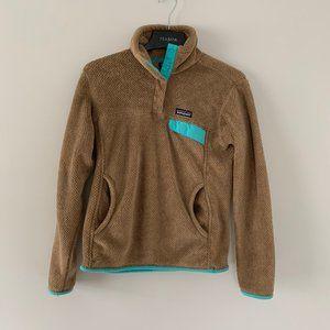 Patagonia Brown Retool Pullover Medium